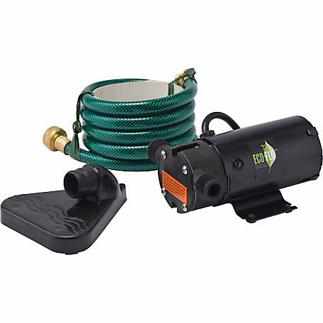 ECO-FLO PUP61 Portable Utility Pump