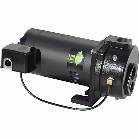 ECO-FLO EFCWJ5 Convertible Jet Pump