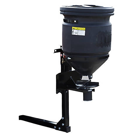Buyers Products 2 in. Receiver Mount UTV All-Purpose Spreader, 15 gal.