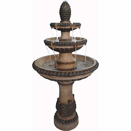 Bond Thornton Fountain