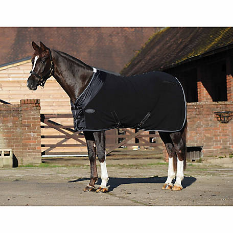 Weatherbeeta Anti-Static Fleece Cooler Standard Neck Horse Blanket