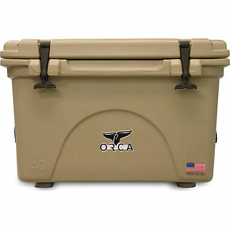 ORCA 40 qt. Ice Retention Hard Cooler