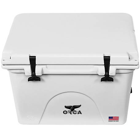 ORCA 58 qt. Ice Retention Hard Cooler