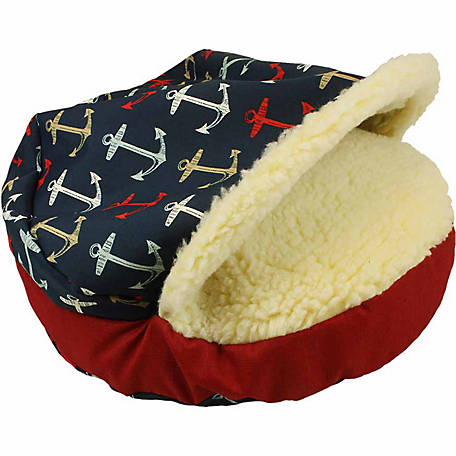 Snoozer Luxury Pool & Patio Cozy Cave Dog Bed