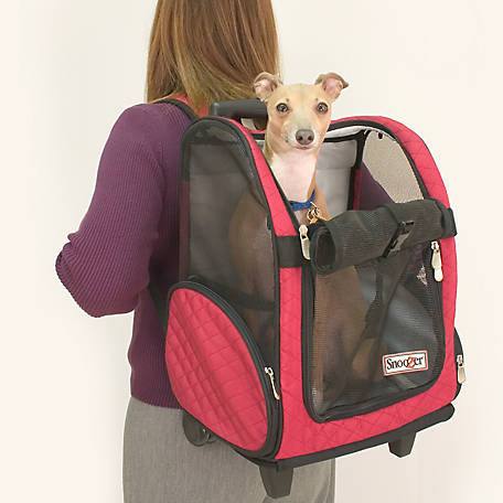 Snoozer Roll Around Pet Carrier