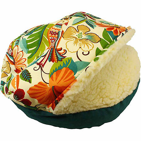 Snoozer Orthopedic Luxury Pool & Patio Cozy Cave Dog Bed