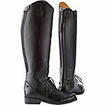 Saxon Women's Equileather Field Boots with Elastic