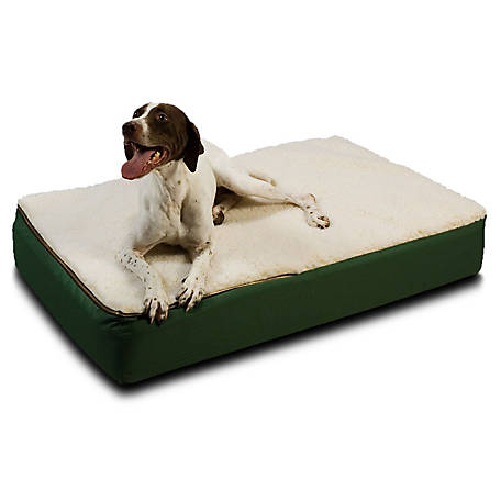 Snoozer Super Orthopedic Lounge Dog Bed