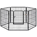 Precision Pet Products Courtyard Kennel, 38 in.