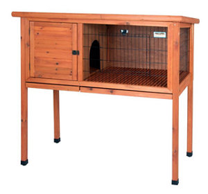 precision pet products extreme rabbit shack large 48x24x46 - Precision Pet Products