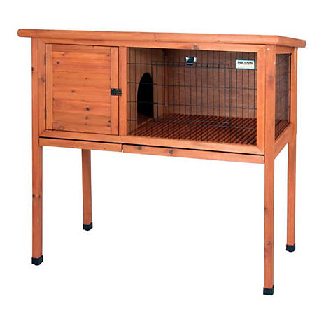 Precision Pet Products Extreme Rabbit Shack, Large 48x24x46