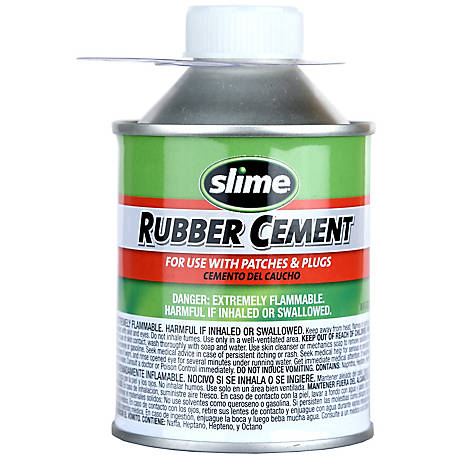 Slime Rubber Cement, 8 oz.
