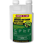 Compare-N-Save Indoor/Outdoor Insect Control, 7.9% Bifenthrin Concentrate, 16 oz., 75367