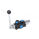 Chief Compact Log Splitter Valve, 18 GPM, 3/4 NPT Inlet/Outlet, 3625 PSI, 1/2 NPT Work Ports