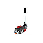 Chief LG Series Valve 25 GPM, 3/4 NPT Inlet/Outlet, 2750 PSI, 1/2 NPT Work Ports