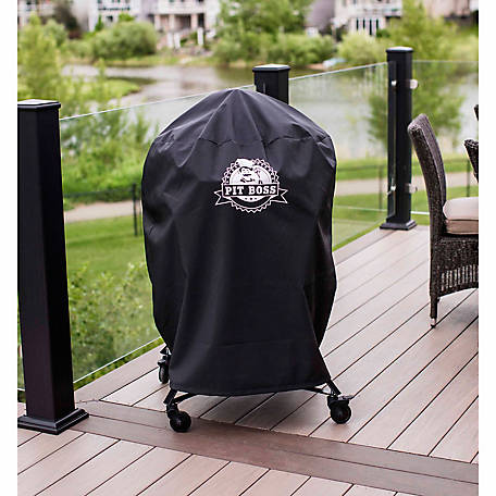 Pit Boss BBQ Cover for Pit Boss K22 Ceramic Charcoal Grills