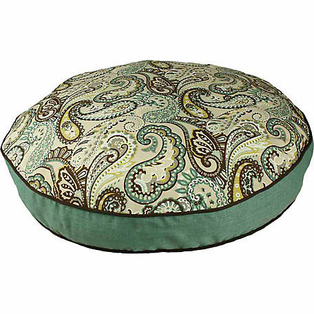 Snoozer Outdoor/Indoor Water & Fade Resistant Round Dog Bed