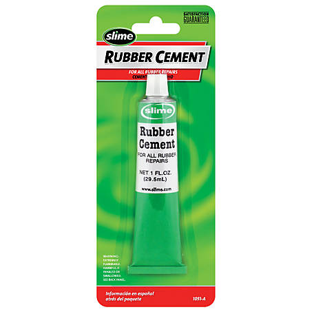 Slime Rubber Cement, 1 oz.