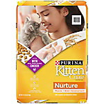 Purina Kitten Chow Nurture Cat Food, 14 lb. Bag