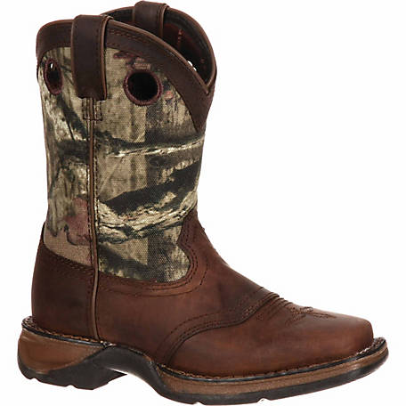 Durango Little Boy's Lil' Durango 8 in. Saddle Western Boot