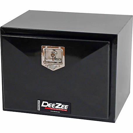Dee Zee Heavy-Duty Underbed Toolbox, 4.5 cu. ft.