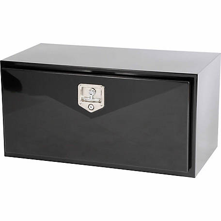 Dee Zee Heavy-Duty Underbed Toolbox, 6.75 cu. ft.
