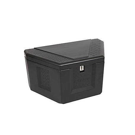 Dee Zee Triangle Toolbox, 6 cu. ft