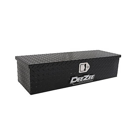 Dee Zee Specialty ATV/Universal Storage Chest, 2 cu. ft., Black-Tread