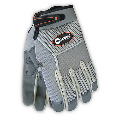 Hobart Deluxe Work/Multi-Use Gloves, XL, 770658