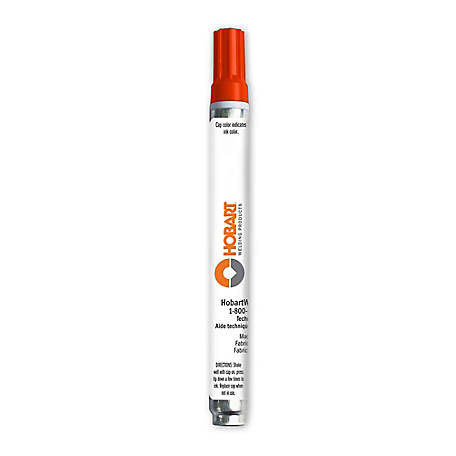 Hobart Paint Marker, Red, 770788