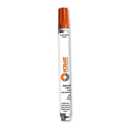 Hobart Paint Marker, Orange, 770789