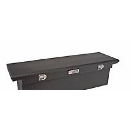 Tractor Supply Black Textured Aluminum Truck Box, DZ 8170TSCDLTB