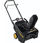 Poulan PRO 208cc 21 in. Single-Stage Snow Blower, PR1121ES