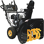 Poulan PRO 208cc 24 in. Two-Stage Snow Blower, PR241