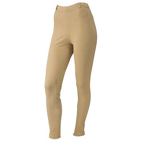 Tough-1 Women's Lightweight Schooling Tights
