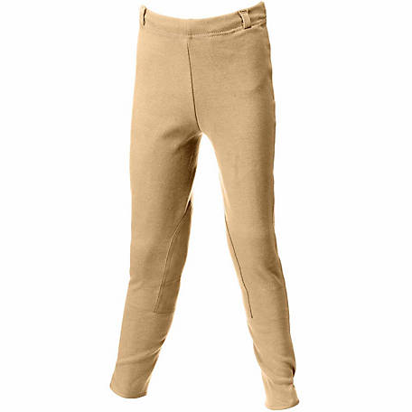 Tough-1 Girl's Lightweight Breeches