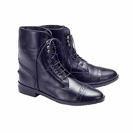 Tough-1 Women's Leather Paddock Boots