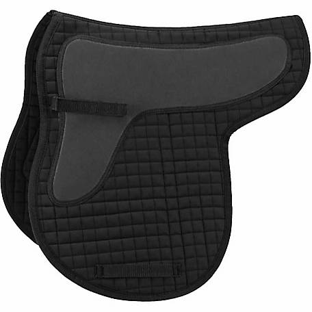Tough-1 Quilted Cotton Saddle Pad
