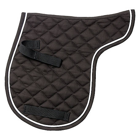 Tough-1 Miniature Contour Quilted Comfort Saddle Pad
