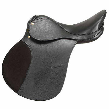 Tough-1 Huntcraft Jump Saddle Package, English