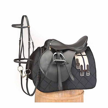 Tough-1 Event Winner Saddle Package, English