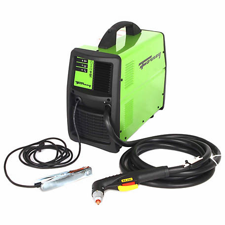 Forney 115FI Plasma Cutter with Built-In Compressor, 120V