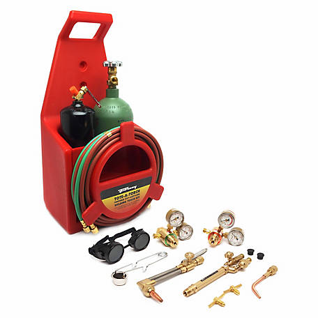 Forney 1753 Tote-A-Torch Oxy-Acetylene Welding Kit, Light Duty at Tractor  Supply Co
