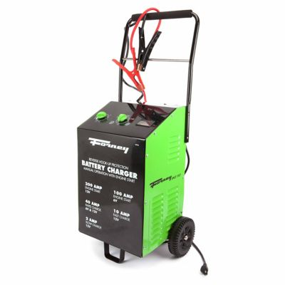 Buy Forney 52725 Wheeled Battery Charger; 2/10/40/200 A; 6/12V Online