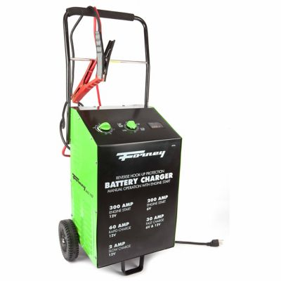 Buy Forney 52726 Wheeled Battery Charger; 2/30/60/300 A; 6/12V Online