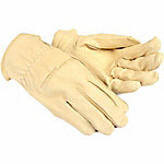 Forney Women's 53069 Premium Pigskin Leather Driver Gloves, Small