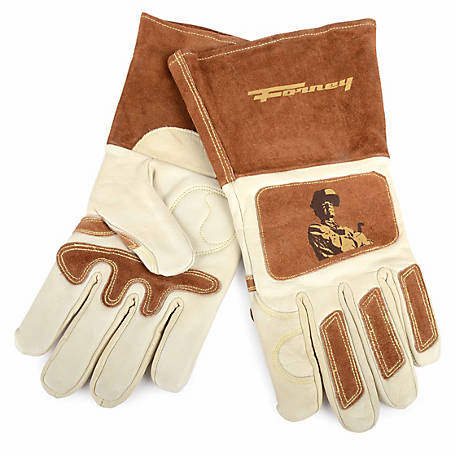 Forney Men's Signature Welding Gloves