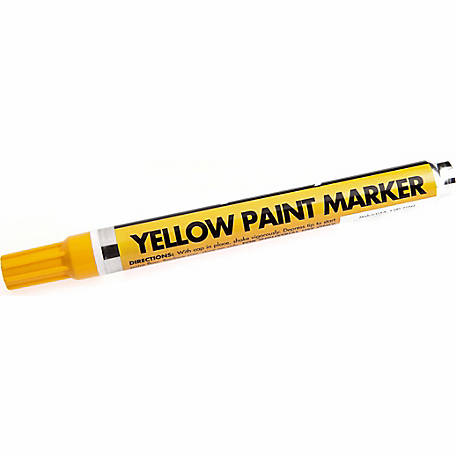 Forney 70822 Yellow Paint Marker