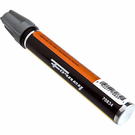 Forney 70834 Silver Paint Marker, Extra-Large