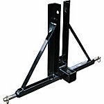 Meyer Products 2in. 3 Point Receiver Hitch Spreader Mounting Kit